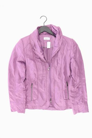 Gelco Jacke Größe 40 lila aus Polyester