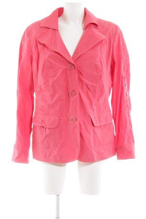 Gelco Kurz-Blazer pink Casual-Look