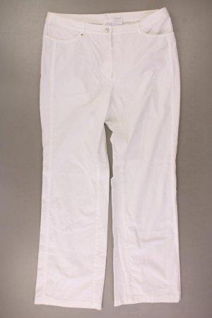Gelco Jeansy z prostymi nogawkami w kolorze białej wełny