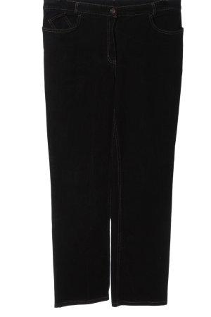 Gelco Jeansy z prostymi nogawkami czarny W stylu casual