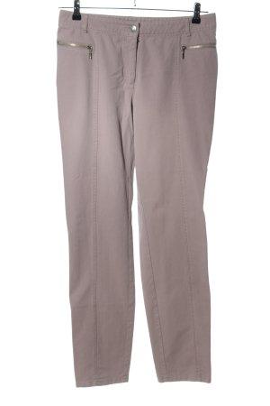 Gelco Straight-Leg Jeans braun Casual-Look