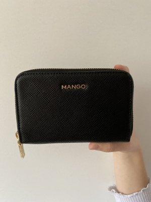 Mango Portemonnee zwart