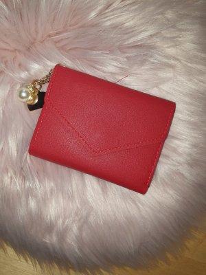 Portemonnee rood