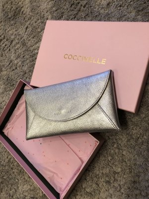 Coccinelle Wallet silver-colored