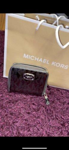 Michael Kors Cartera color plata