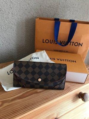Louis Vuitton Portefeuille brun-rouge foncé
