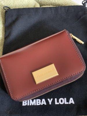 Bimba & Lola Key Chain cognac-coloured-bordeaux