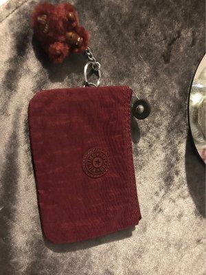 Kipling Wallet purple-bordeaux