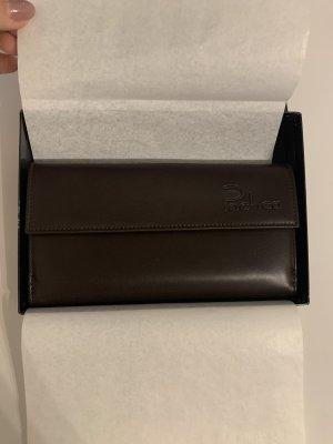 Geldbörse aus echtem Leder