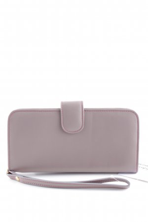 Geldbörse blasslila-dunkelrot Elegant