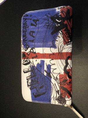 Geldbörse Burberry Union Jack doodle