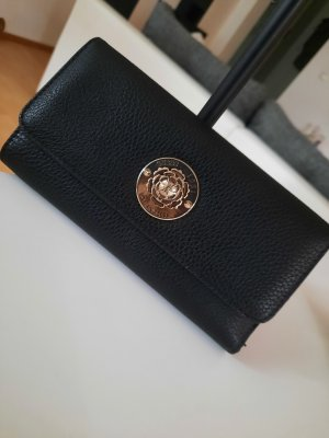 Guess Wallet black-silver-colored