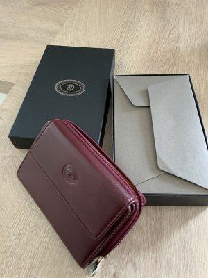 Wallet bordeaux