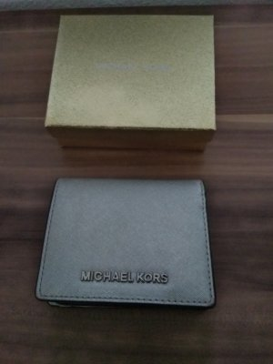 Michael Kors Wallet silver-colored-light grey