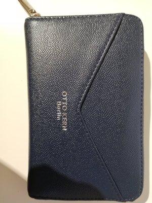 Geldbörse otto kern berlin damen dunkel blau