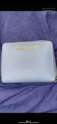 Michael Kors Portefeuille bleu azur