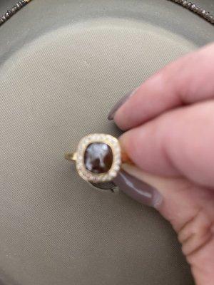 Gellner sehr edler  Ring Fidschi Kollektion Weite 54,5