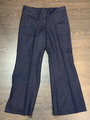 Gembalies Pantalón de pinza azul