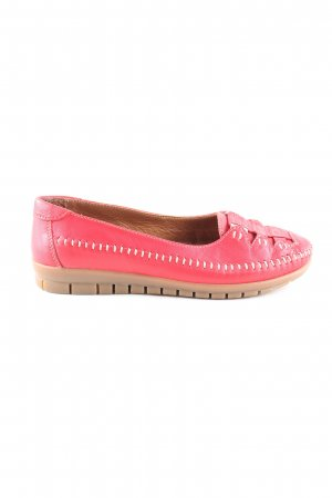 Gemini Schlüpfschuhe pink Casual-Look