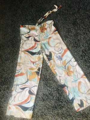 Mango Suit Pantalón de pinza multicolor