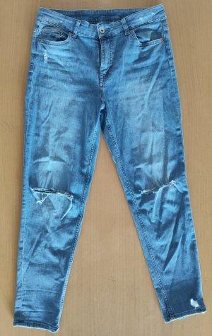 Gemütliche Boyfriend Jeans von H&M Divided, Größe 36