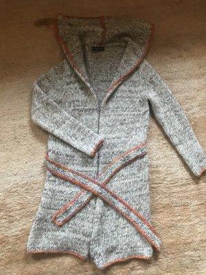 Twelve&Co Wool Jacket oatmeal-orange