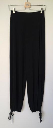 Orsay Pantalone alla turca nero Tessuto misto