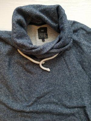 Gemütlicher Pullover (L) mit weißen Kordeln von WE