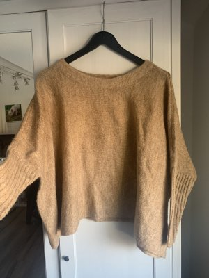 Only Sweter oversize beżowy
