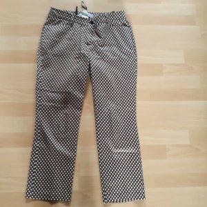Ashley Brooke 7/8 Length Trousers multicolored