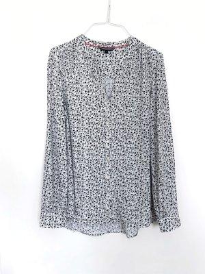 Gemusterte Bluse von der Marke Tommy Hilfiger