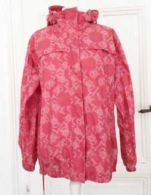 Veste d'extérieur multicolore polyester
