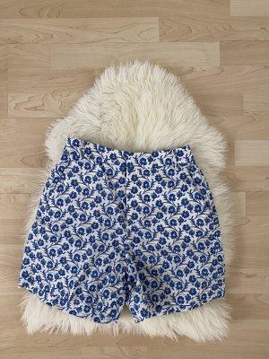 Gemusterte Shorts Zara