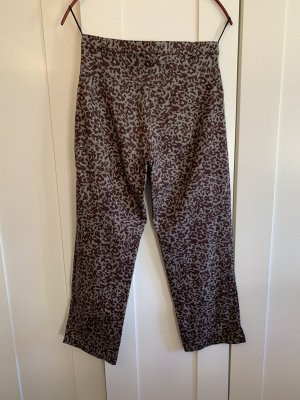 Mills Women 7/8 Length Trousers multicolored viscose