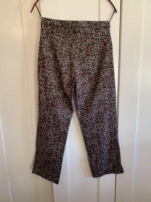 Mills Women Spodnie 7/8 Wielokolorowy Wiskoza