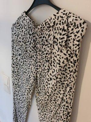 gemusterte Sommerhose von Zara