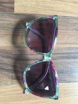 Gemusterte Sonnenbrille A.J.Morgan