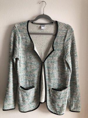 Vero Moda Blazer in maglia multicolore