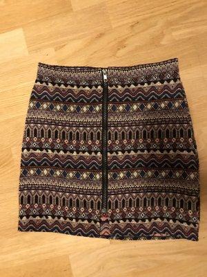 24Colours Mini-jupe multicolore