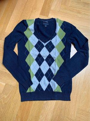 Gemusterter Pullover von Tommy Hilfiger