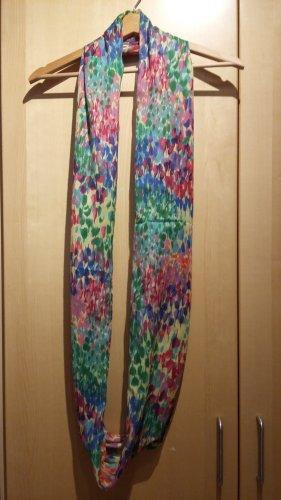 Pieces Bufanda tubo multicolor