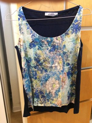 Pull & Bear Off the shoulder top azuur-blauw