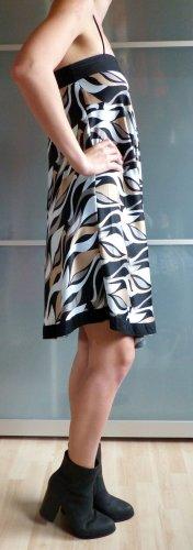 gemustertes fließendes Vero Moda Kleid Größe S