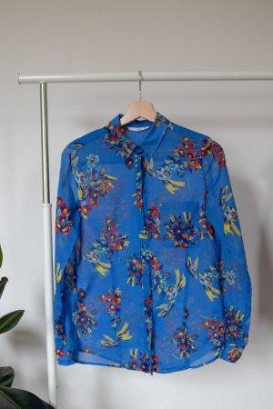 gemustertes Hemd von Mango