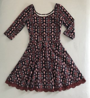 Gemustertes Kleid Hollister