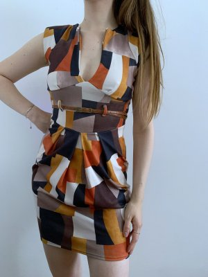 Sisters point Sheath Dress multicolored