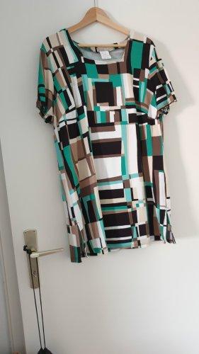 Mona Long Shirt multicolored viscose