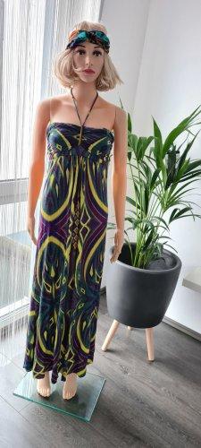 T-Bags Robe longue multicolore