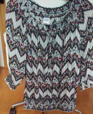 Vero Moda Shirt met print veelkleurig