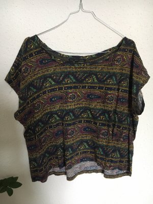 Truly Madly Deeply Oversized Shirt multicolored